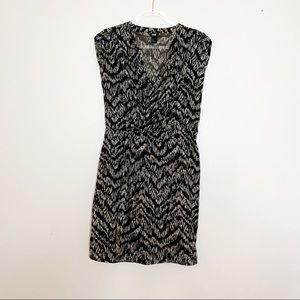 H&M Sleeveless Wrap Dress Size 12